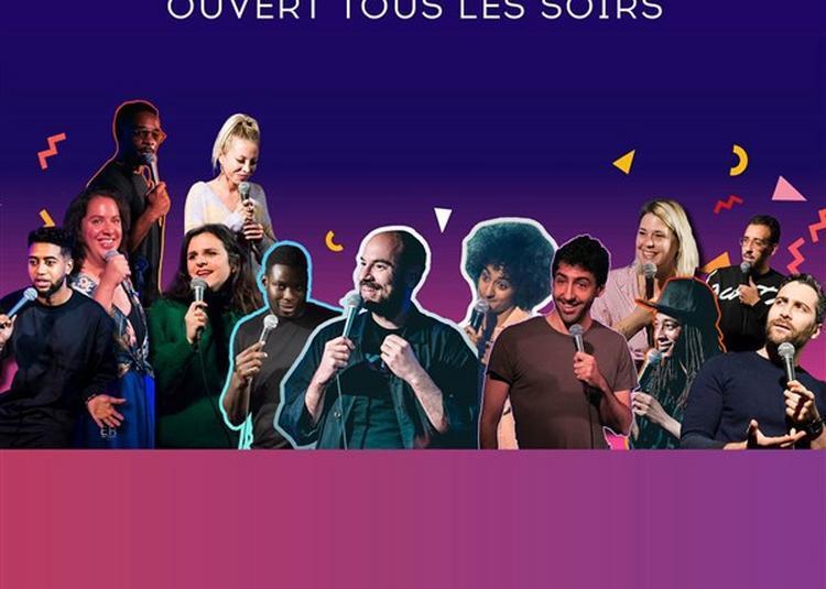 Barbès Comedy Club à Paris 18ème