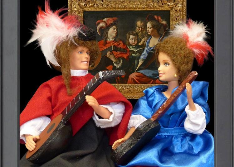 Barbie Et Ses Amis Se Déguisent à Laon
