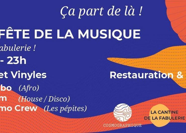 La Fabulerie Fête la musique à Marseille