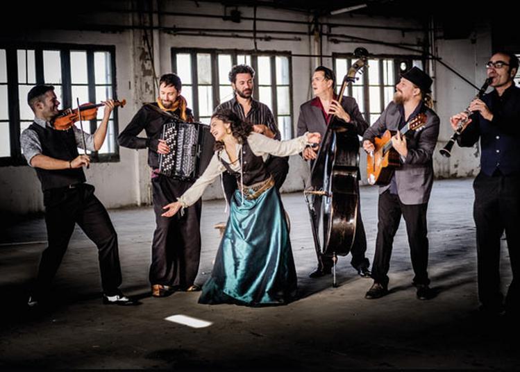 Barcelona Gipsy Balkan Orchestra à Seyssinet Pariset