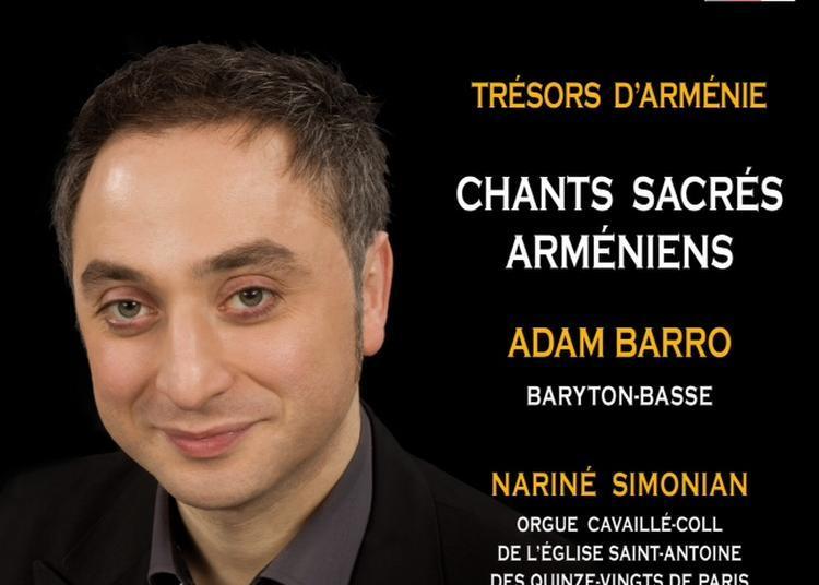 Passion Arménie à Boulogne Billancourt