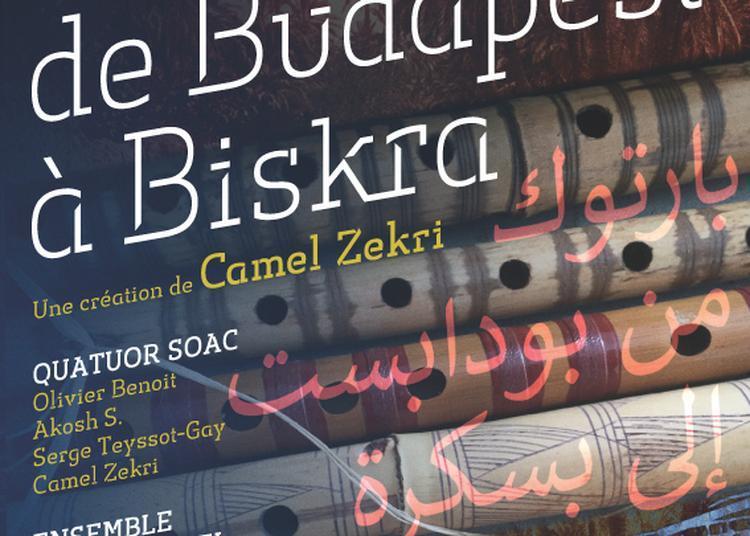 Bartók, De Budapest À Biskra à Paris 20ème