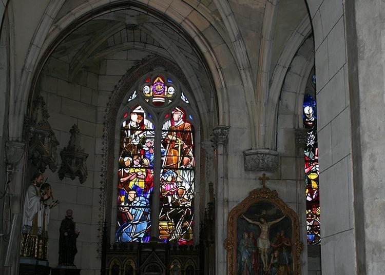 Basilique Notre-dame De Liesse à Liesse Notre Dame
