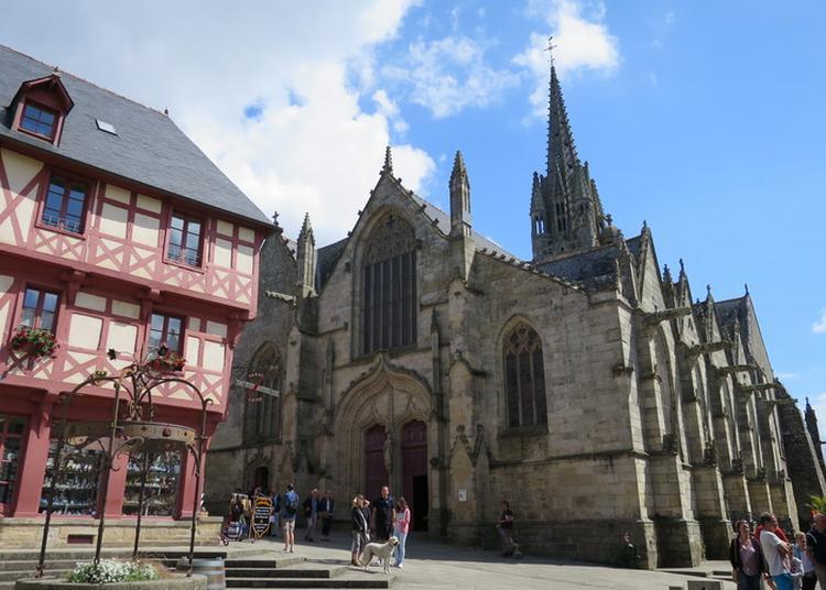 Basilique Notre-dame Du Roncier à Josselin