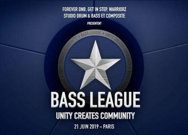 Bass League à Paris 13ème