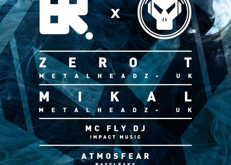 Bass Reflex x Metalheadz - Zero T / Mikal à Lyon