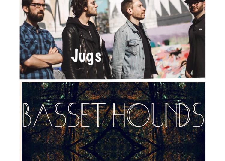 Basset Hounds - Portugal et Jugs - Lyon // Fête de la Musique à Gap