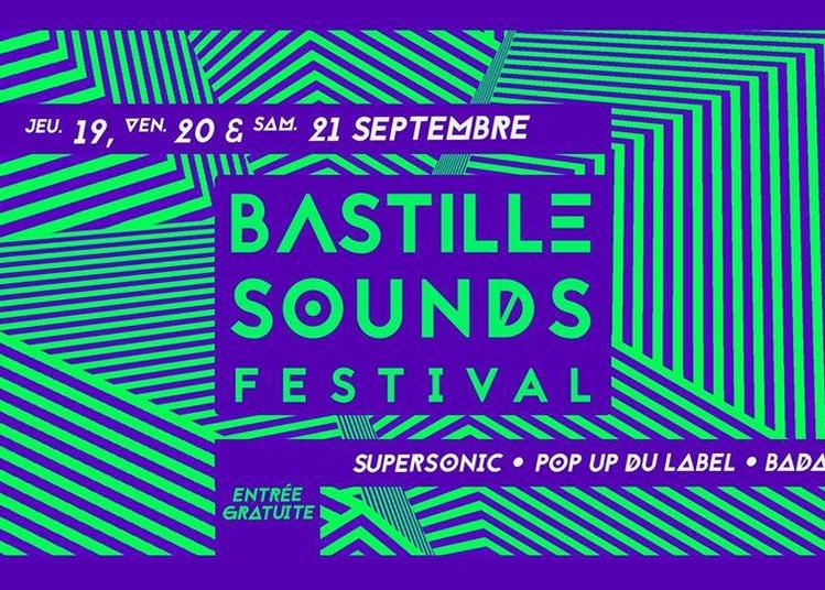 Bastille Sounds Festival à Paris 12ème