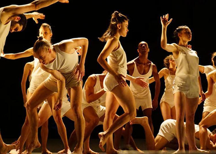 Batsheva Dance Company à Lyon