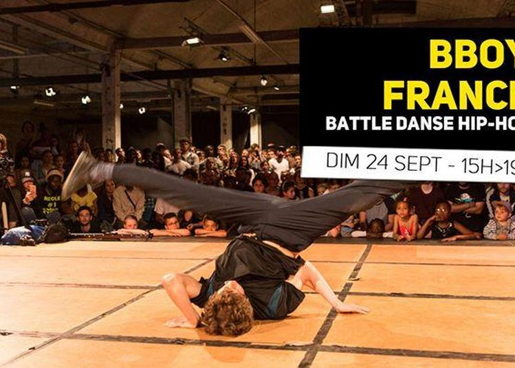 Battle Bboy France à Lille