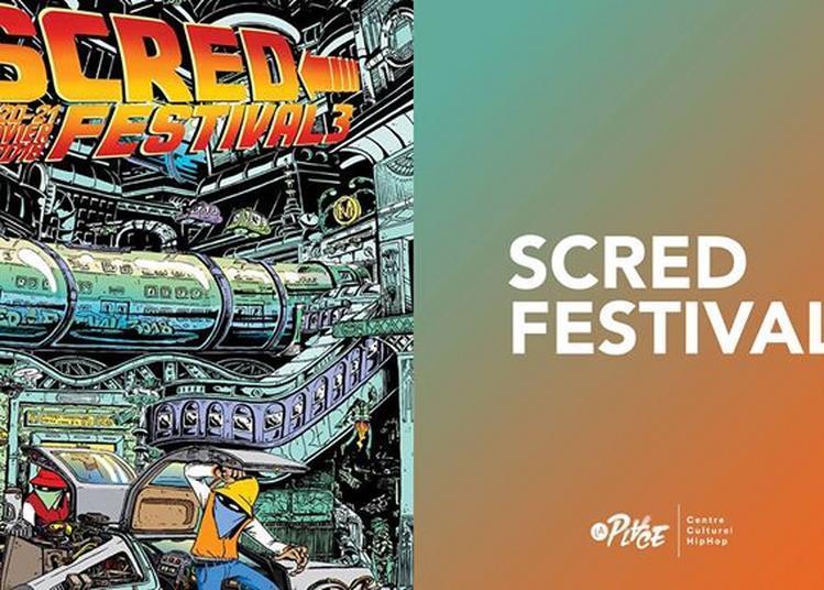 Battle danse & Contest Rap - SCRED Festival à Paris 1er