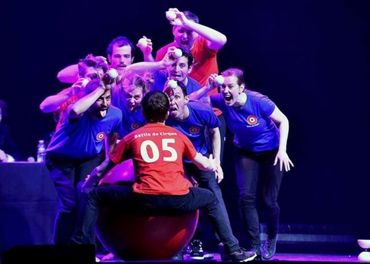 Battle de cirque - 2e édition à Lille