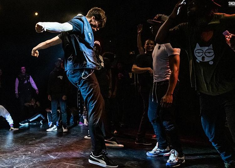 Battle De Krump à Nanterre