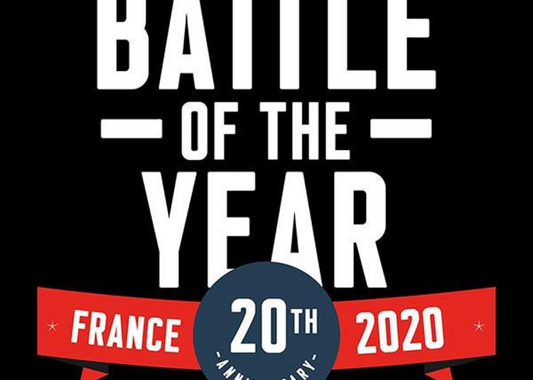 Battle Of The Year France 2020 à Montpellier