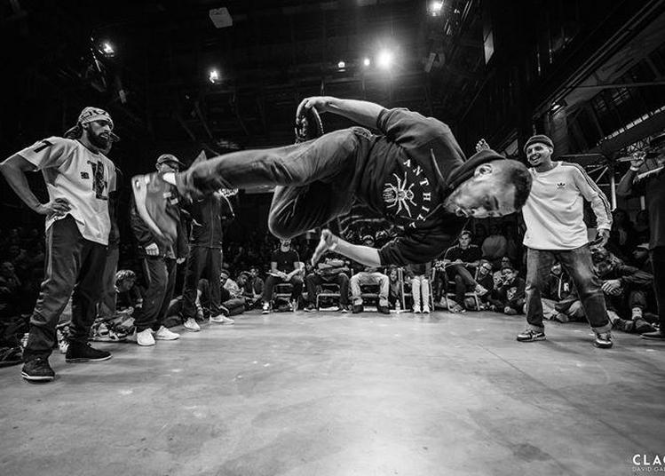 Battle OPsession 2018 - Festival HIP OPsession à Nantes