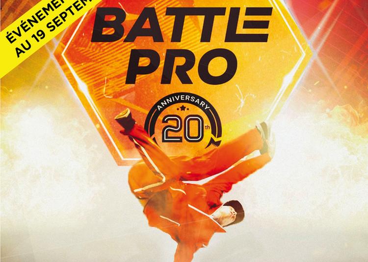 Battle Pro - Report à Paris 12ème