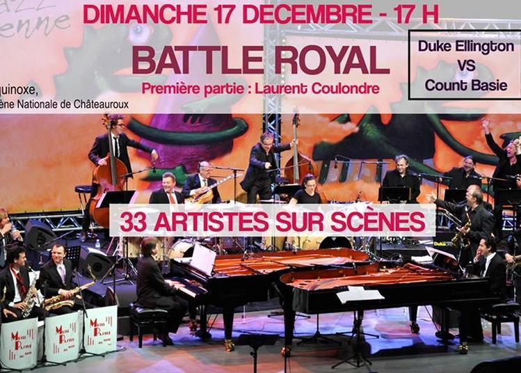 Battle Royal + 1ère partie : Duo Gravity Zero à Chateauroux