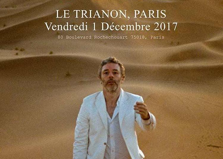 Baxter Dury à Paris 18ème