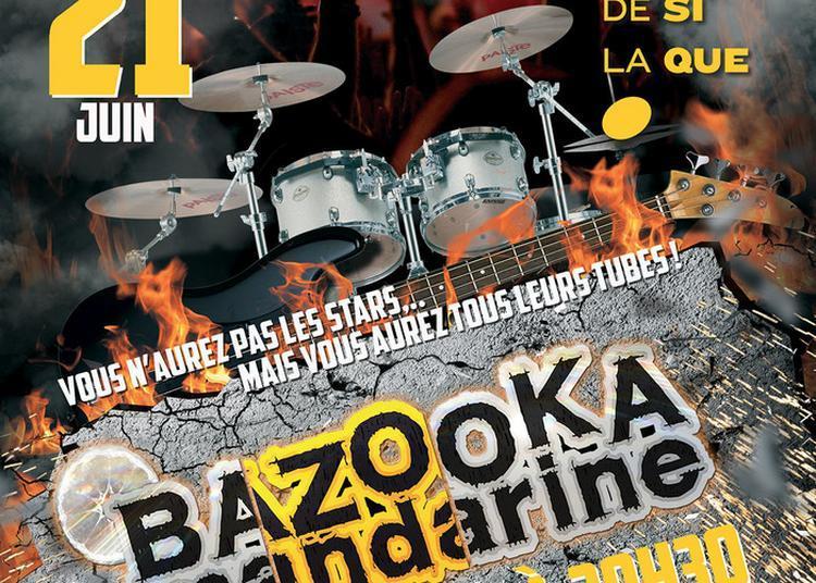 Bazooka Mandarine à Paris 15ème
