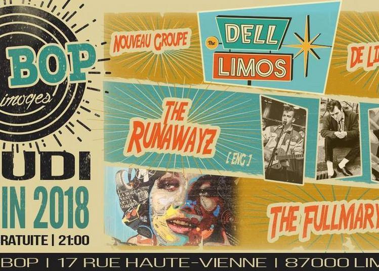Be bop (Fête de la Musique 2018) à Limoges