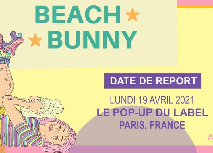 Beach Bunny à Paris 12ème