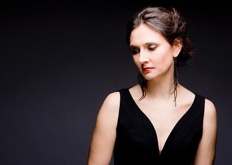 Béatrice Martin, clavecin - Bach à Magny les Hameaux