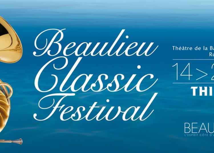 Beaulieu Classic Festival-Pass 4 J à Beaulieu sur Mer