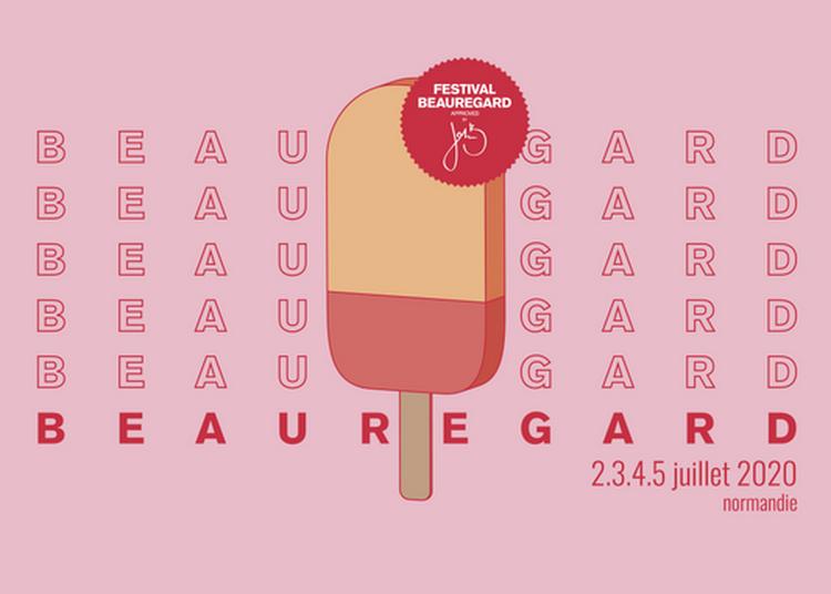 Beauregard 2020 - Pass 3 jours J+V+S à Herouville saint Clair du 2