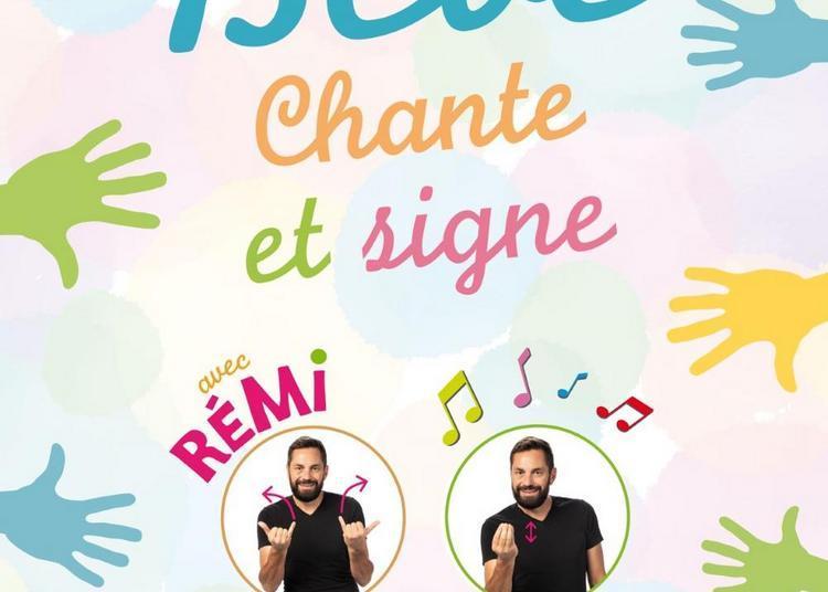 Bébé chante et signe à Dijon