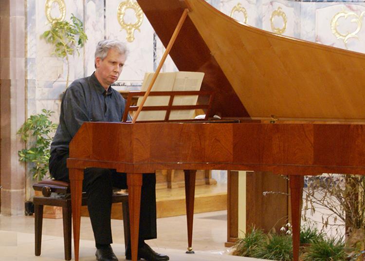 Beethoven: Intégrale des sonates par Michel Gaechter 3è concert à Saessolsheim