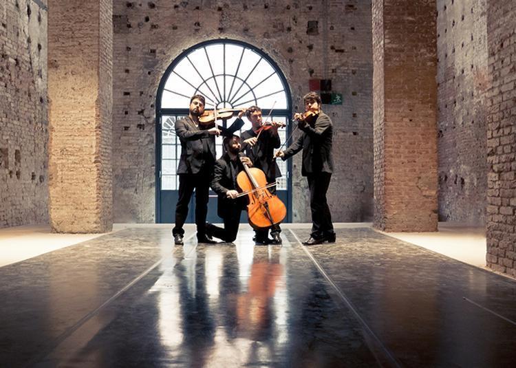 Beethoven / Quatuor Leonis à Marly le Roi