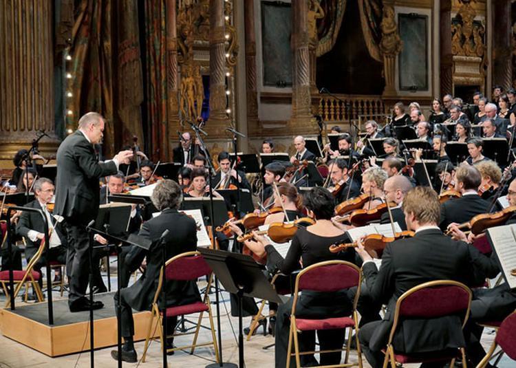 Beethoven : Symphonies N°8 & 9 à Versailles