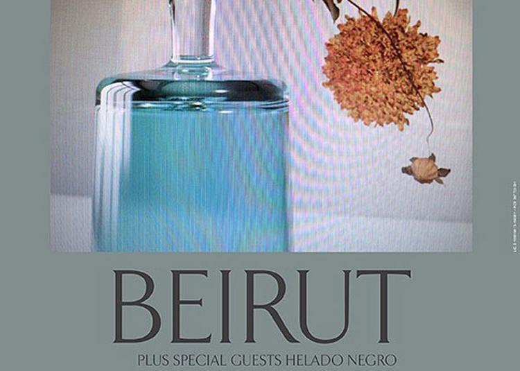 Beirut à Paris 2ème