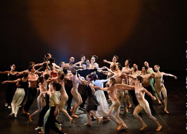 Bejart Ballet Lausanne à Merignac