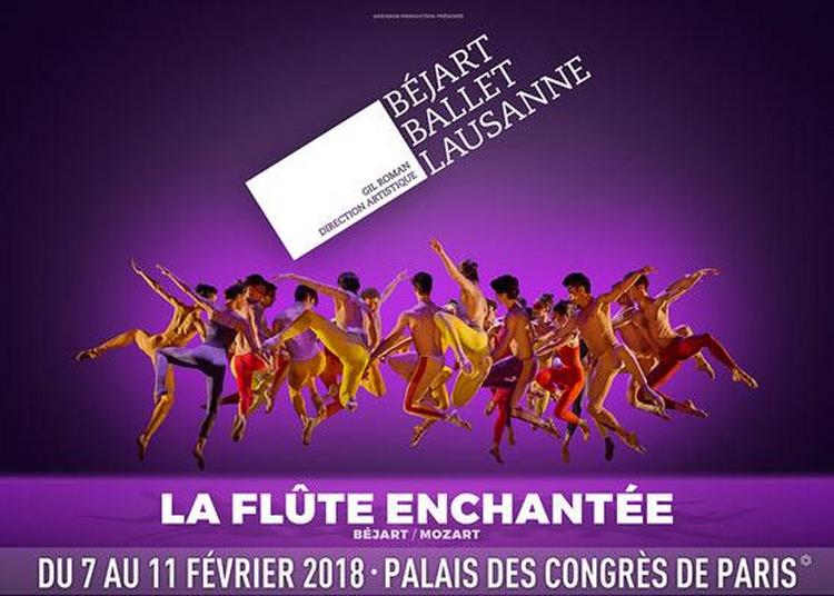Bejart Ballet Lausanne à Paris 17ème