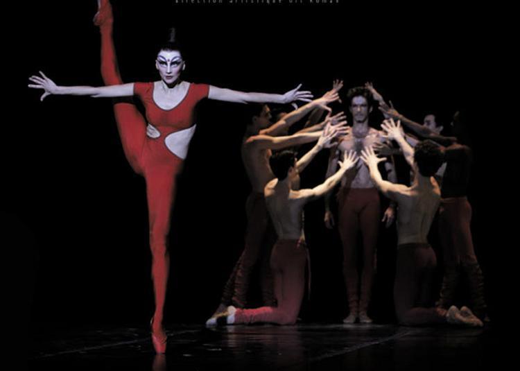Bejart Ballet Lausanne à Massy