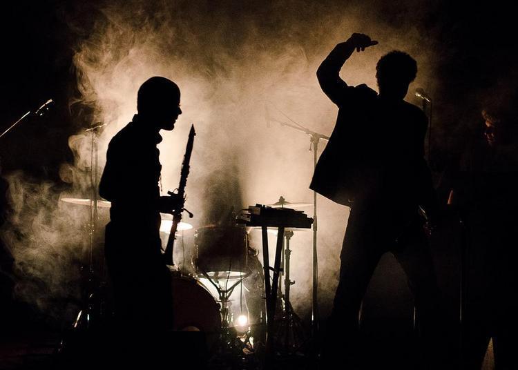 Festival Jazz'N'Klezmer - Bekar / Klunk à Paris 5ème