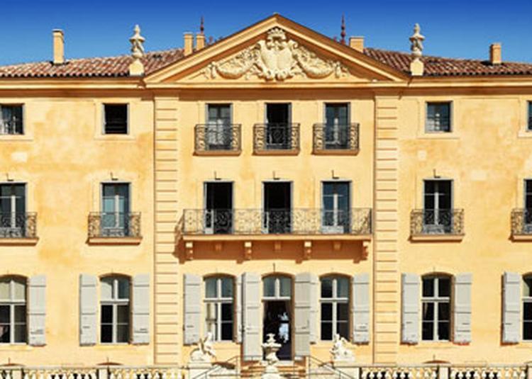 Bel Canto Au Chateau Fonscolombe à Le Puy sainte Reparade