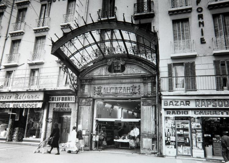 Belsunce, Cafés Nord-africains Et Cabarets Orientaux à Marseille