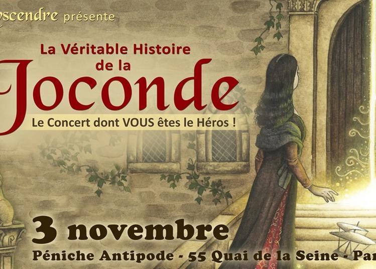 Belyscendre : Conte musical dont vous êtes le héros ! à Paris 19ème