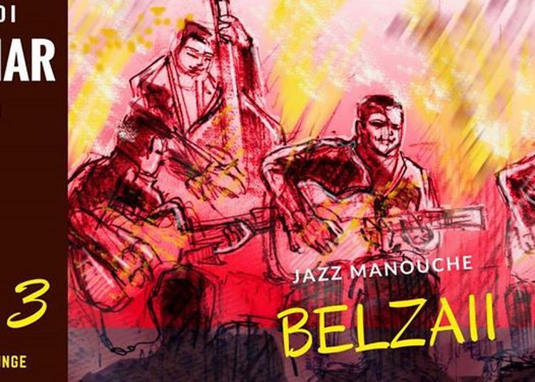Belzaii# Gipsy night à Valence