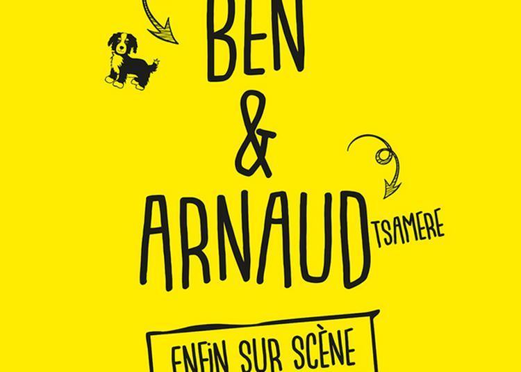 Ben et Arnaud Tsamere à Lorient