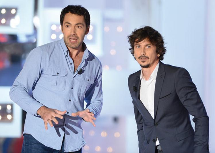 Ben & Arnaud Tsamere à Toulouse
