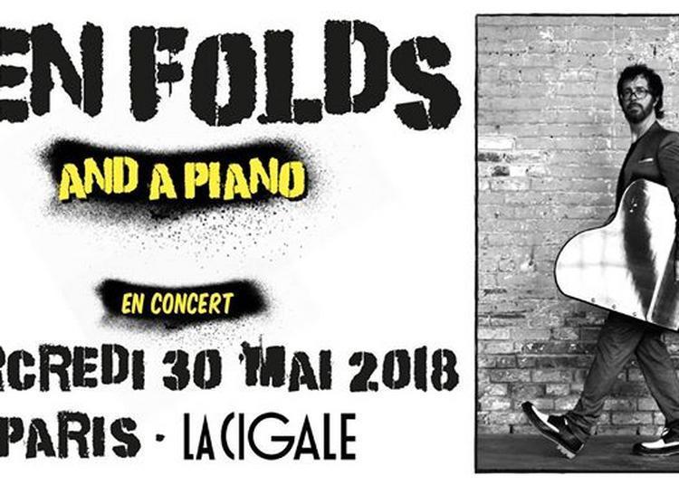 Ben Folds And A Piano à Paris 18ème