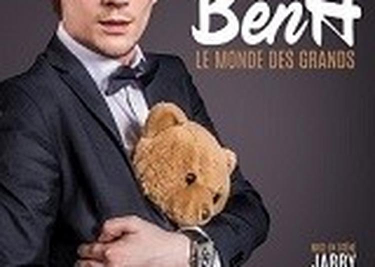 Ben H Dans Le Monde Des Grands à Aix en Provence