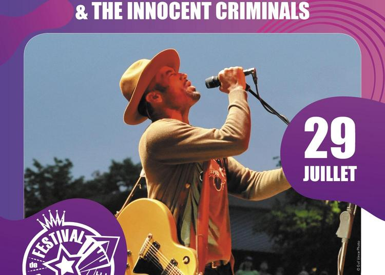 Ben Harper & The Innocent Criminals à Carcassonne