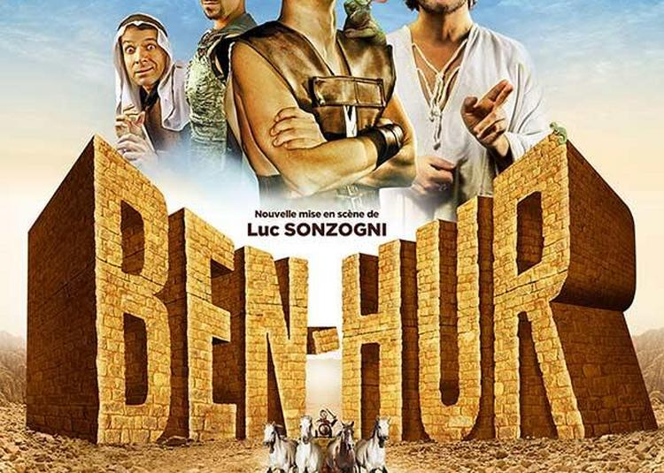 Ben-Hur La Parodie ! à Annecy
