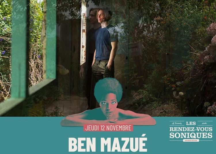 Ben Mazue à Saint Lo