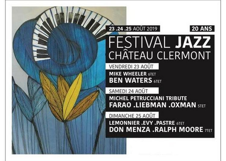 Ben Waters + Mike Wheeler à Clermont