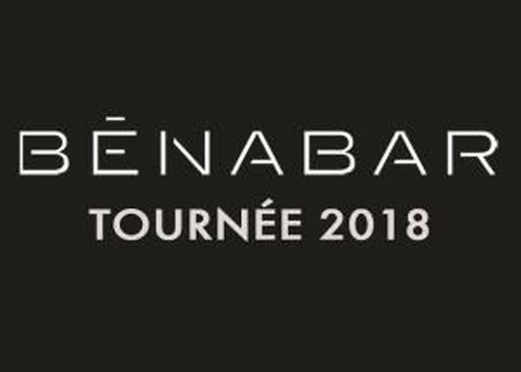 Benabar + 1ère Partie à Montpellier